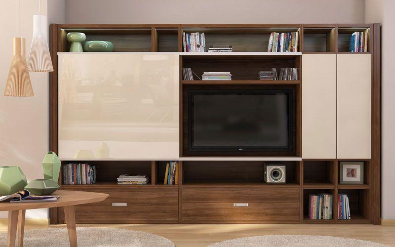 Очарование простоты: компактная гостиная